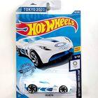 Hot Wheels: Mașinuță Velocita - alb