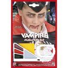 Halloween Vopsea de față - vampir