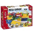 Mega garaj cu rețea de drumuri