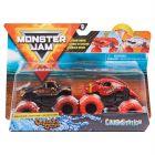Monster Jam: Captains Curse și Crush Station - set cu 2 mașinuțe