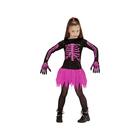 Csontváz balerina 140 cm - lila