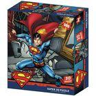 Superman: A legyőzhetetlen 500 darabos 3D puzzle
