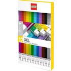 LEGO: Set de 12 pixuri cu gel