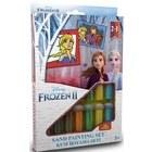 Frozen 2 - Set pictură cu nisip