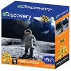 Discovery Channel: Űrhajós a Holdon 100 darabos 3D puzzle