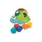 ABC: úszó, szortírozó teknős fürdőjáték