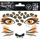 Herma: Stickere pentru față - Leopard