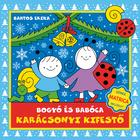 Bartos Erika: Bogyó și Babóca Colorat de crăciun - educativ în lb. maghiară