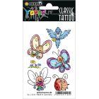 Herma: pillangók és barátaik tetoválás