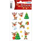 Herma: Stickere de crăciun - Rudolf