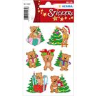 Herma: Stickere de crăciun - Ursuleții