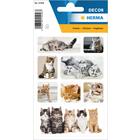 Herma: Stickere cu model pisici