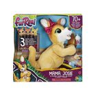 FurReal Friends: Mama Josie, a kenguru interaktív plüss
