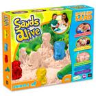 Sands Alive: modellező kinetikus homok - állatok, 675 g - CSOMAGOLÁSSÉRÜLT