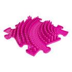 Muffik: Twister kiegészítő darab szenzoros szőnyegekhez - rózsaszín