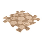Muffik: Puha Mező kiegészítő darab szenzoros szőnyegekhez - bézs