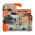 Matchbox: 47 Chevy AD 3100 kisautó - világos szürke