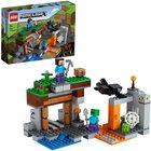 """LEGO Minecraft: Az """"elhagyatott"""" bánya 21166"""