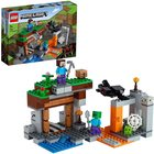 LEGO Minecraft: Mina abandonată 21166