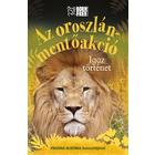 Acțiunea de salvare a leului - Poveste adevărată - carte pentru copii în lb. maghiară