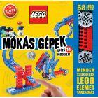LEGO Mașini amuzante - carte pentru copii în lb. maghiară