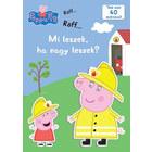 Peppa Pig - Ce voi fi când voi fi mare, educativ în lb. maghiară