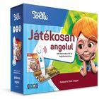 Tolki: Játékosan angolul interaktív foglalkoztató könyv - készletben