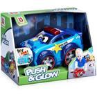 Bburago Jr. - mașină de poliție cu lumini