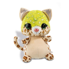 Nici: Limlu szörpös leopárd plüssfigura - 12 cm