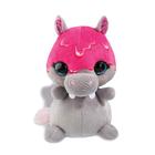 Nici: Itomu, Sirup hipopotam, figurină de pluș de 12 cm