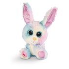 Nici: Rainbow Candy, figurină iepure de pluș - 15 cm