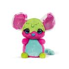 Nici: Weedee Crazy, figurină șoarece de pluș - 16 cm