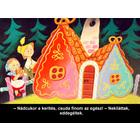 Hansel şi Gretel - diafilm în lb. engleză