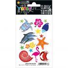 Herma: tengeri állatok tetoválás