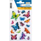Herma: pillangók matrica