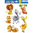 Herma: Stickere pentru fereastră cu model animale