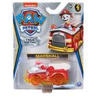 Paw Patrol Charged Up: True Metal Dino Rescue - Mașinuță metalică cu Marshall