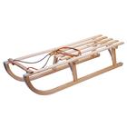 Sanie din lemn, 100 cm