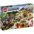 LEGO Minecraft: A falusi rajtaütés 21160 - CSOMAGOLÁSSÉRÜLT