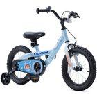 RoyalBaby Submarine: Bicicletă pentru copii - mărime 16, albastru