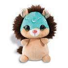 Nici: Limba szörpös oroszlán plüssfigura - 22 cm