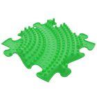 Muffik: Twister kiegészítő darab szenzoros szőnyegekhez – lime
