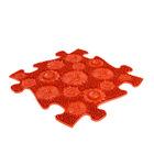 Muffik: Kemény Mező kiegészítő darab szenzoros szőnyegekhez - piros