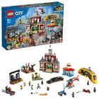 LEGO City Town: Főtér 60271