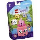 LEGO Friends: Olivia flamingós dobozkája 41662