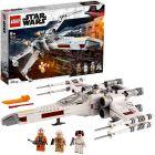 LEGO Star Wars: X-Wing Fighter al lui Luke Skywalker 75301
