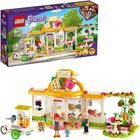 LEGO Friends: Heartlake City Bio Café 41444