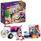 LEGO Friends: Mașină pentru îngrijirea pisicilor 41439