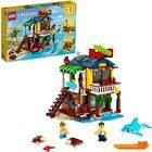 LEGO Creator: Casa de pe plajă a surferilor 31118