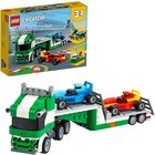 LEGO Creator: Versenyautó szállító 31113